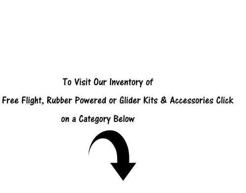 Glider & Rubber Planes & Accessories