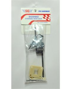 SIG Steerable Nose Gear 1/8 x 2-1/4