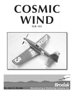 Cosmic Wind (B.U.) Instruction Book