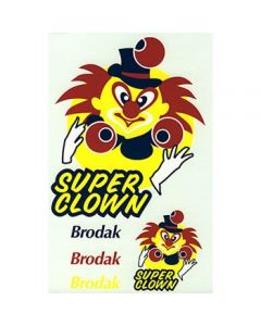 Super Clown Decals