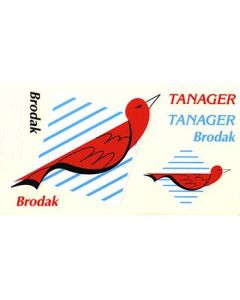 Tanager Decals