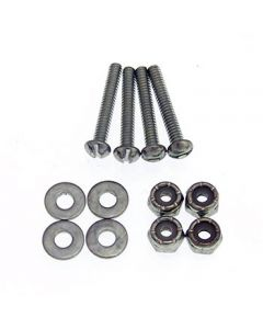 "4-40 x 1-1/2""  Mounting Bolt Sets (with lock nuts)"