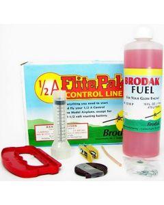 1/2A Control Line Flite Pak