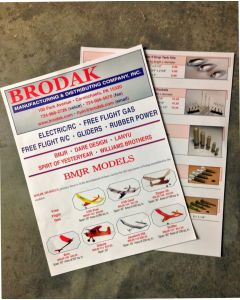 Catalog - Free Flight, Gliders, Rubber Power and more