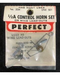 1/2A Control Horn Set (Discontinued)