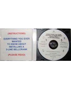 Installing A 3-line Bellcrank DVD