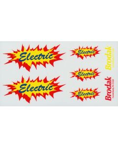 Electric Decal