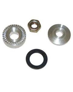 Brodak MK II .049 Thrust Bushing, Thrust Washer, Prop Nut & Prop Washer