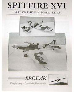 Spitfire XVI Instruction Book
