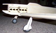 Yak 9  Electric Conversion