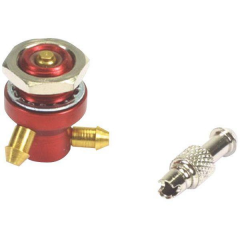Dubro Kwik-Fill Fueling Valve (for Gasoline Fuel Only )