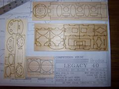 Legacy 40 Electric Conversion