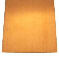 "Copper Sheet Metal (.025 x 4 x 10"")"