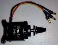 Electric Motor 2212 KV1250