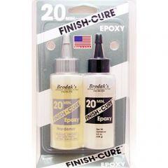 Finish-Cure 20 Minute Epoxy 4 1/2 ounce