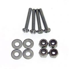 """4-40 x 1-1/2""""  Mounting Bolt Sets (with lock nuts)"""