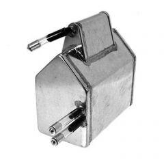 Square Wedge Chicken Hopper Fuel Tank  4 oz.