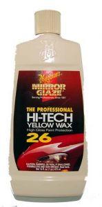 Meguiars High-Tech Yellow Wax