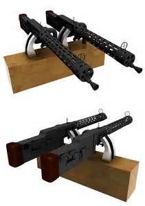 Williams Brothers Spandau Machine Gun 1/4 Scale