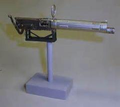 Williams Brothers Vickers Machine Gun 1/4 Scale