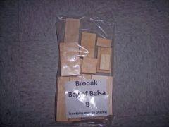 Balsa Bag B