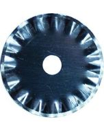 Excel S Type Rotary Blade (wave) (DISCONTINUED)
