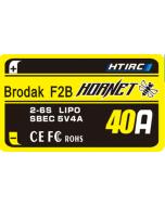 ESC 40 AMP F2B Hornet with Governor