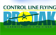 Brodak Manufacturing - Control Line Flying
